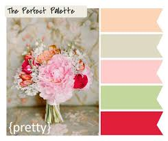 color palette for wedding 6 palette inspiring wedding bouquets wedding shabby