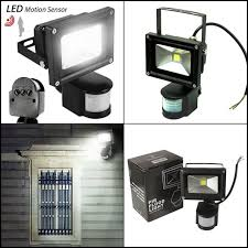 plug in outdoor flood light outdoor motion sensor led flood light 10w plug in daylight garden