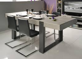 cuisine bois et fer table salle a manger bois impressionnant cuisine bois et fer