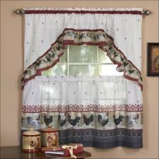 Modern Kitchen Curtains And Valances by Kitchen Country Curtains Valances Victorian Curtains Window