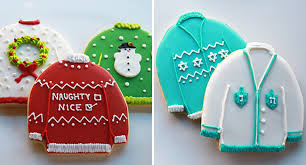 awesome etsy find christmas cookies by whipped bakeshop chickabug