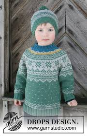 seiland jumper drops children 30 5 free knitting patterns by