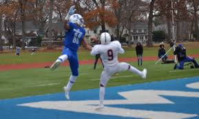 thursday night football thanksgiving football montclair hs finishes season defeating bloomfield in