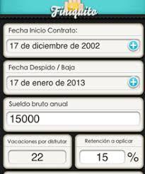 calculadora de finiquito en chile las tres mejores apps para calcular su finiquito o su jubilación