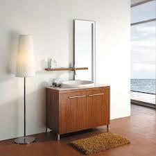 Wooden Bathroom Furniture Cabinets Single Teak Wood Bathroom Vanity Top Bathroom How To