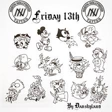 la s friday the 13th specials