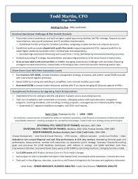 executive resumes senior management executive resume example best