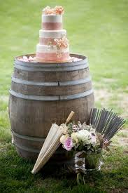 Table Wedding Decorations Wine Barrel Wedding Decor Weddings By Lilly