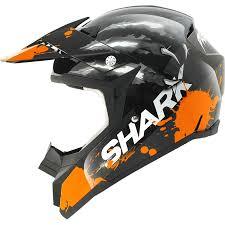 sixsixone motocross helmets shark sx2 predator motocross helmet enduro mx off road crash dirt