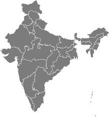 India Blank Outline Map by Free Blank India Map In Svg Resources Simplemaps Com