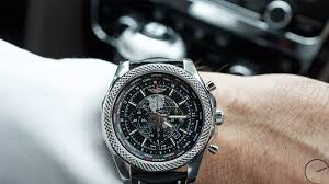 breitling bentley car breitling for bentley b05 unitime world time chronograph