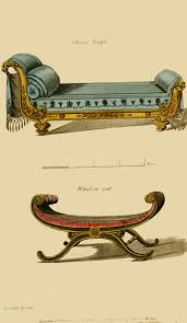 Chaise Lounge History File Ara 1809 V01 D073 Chaise Lounge And Window Seat Jpg