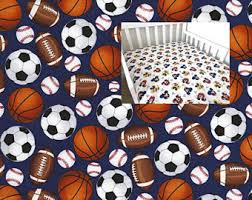 Dodger Crib Bedding by Baseball Crib Bedding Etsy