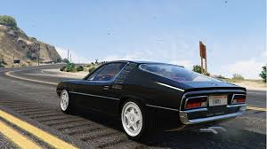 alfa romeo montreal gta v alfa romeo montreal 105 gt mods modification youtube