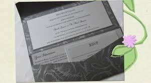 how to make your own wedding invitations your own wedding invitations badbrya
