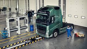 volvo truck center connected services volvo trucks