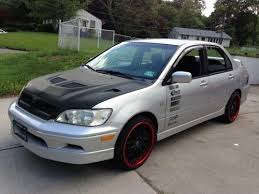 purchase used 2003 mitsubishi lancer oz rally in piscataway new