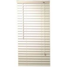 2 Inch White Faux Wood Blinds Faux Wood Mini Blinds Ebay