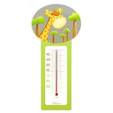 température de la chambre de bébé thermometre bebe les bons plans de micromonde