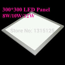 Kitchen Light Bulb by Online Get Cheap Led Panel Light 300x300 Aliexpress Com Alibaba