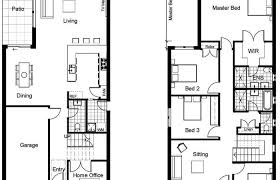 modern home designs and floor plans small two story floor plans unique modern house plans e floor plan