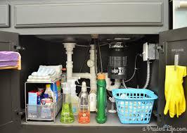 Under The Kitchen Sink Organization by Under Kitchen Sink Organization Ideas That Add Storage