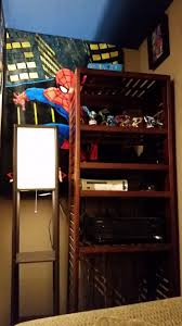 home theater shelving home office u003e home theater conversion home theater forum and