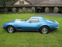 1969 convertible corvette 1969 corvette roadster for sale