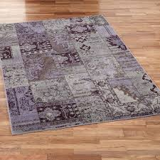 purple and green rug tags awesome gray and purple area rug