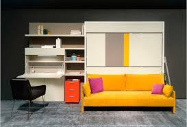 kali duo sofa 2200 pull down bunk bed by clei lartdevivre