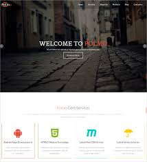 free website templates for android apps 20 responsive website themes templates free premium templates