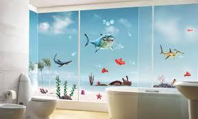 bathroom wall decor stickers peenmedia com