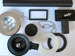 Kitchen Sink Combination Waste With Rectangular Overflow - Fitting kitchen sink waste