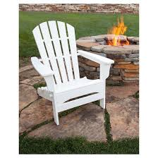 Target Outdoor Furniture - polywood st croix patio adirondack chair exclusively at target