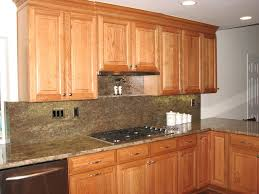 light oak kitchen cabinets paint colors wood with dark floors