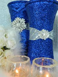 silver and royal blue wedding royal blue wedding decor ideas party themes inspiration