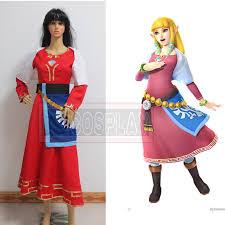 Princess Zelda Halloween Costume Cheap Princess Zelda Dress Aliexpress Alibaba Group