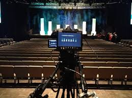 corporate production of a corporate event production
