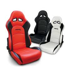 Racing Simulator Chair Fiberglass Back Reclining Racing Simulator Seat With Sliders