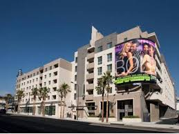 hotels near hollywood entertainment museum los angeles ca