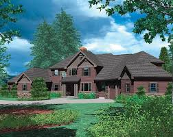 two story plan with in law suite 69238am architectural designs