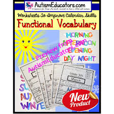 traceable calendar worksheets math special education