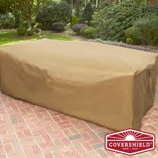 Cover For Outdoor Table And Chairs Covershield Seating Group Cover Deluxe Limited Availability
