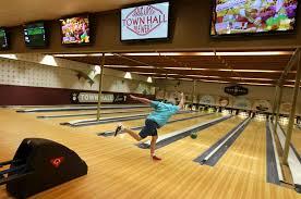 craft beer meet bowling town hall lanes opens startribune com