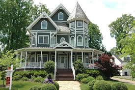 Family Home Oh So Victorian Single Family Home In Falls Church Asks 2m
