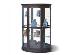 how to arrange a corner china cabinet curio cabinet uses