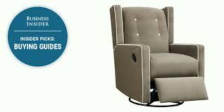 Modern Nursery Rocking Chair Default Name Modern Leather Glider Recliner Modern Nursery Swivel