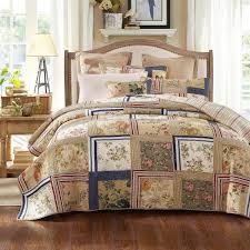 sofa ã berwurf tache 3 5 100 cotton japanese emperor s garden patchwork