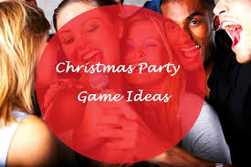 Party Games For Christmas Adults - 5 best christmas party game ideas for kids and adults