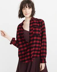 womens shirts blouses abercrombie fitch